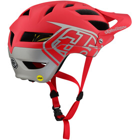 Troy Lee Designs A1 MIPS Helmet classic/red/silver